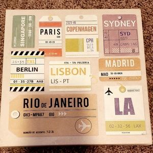Other - Travel Wall Decor